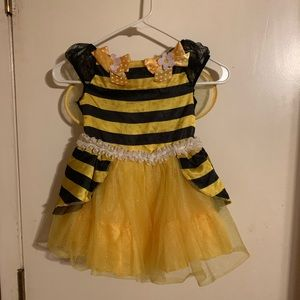 Other - Toddler bumblebee costume